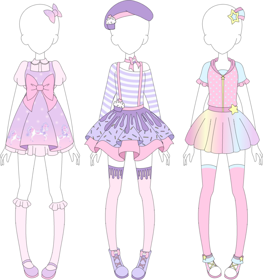 Pastels drawing fairy. Mra kei designs by