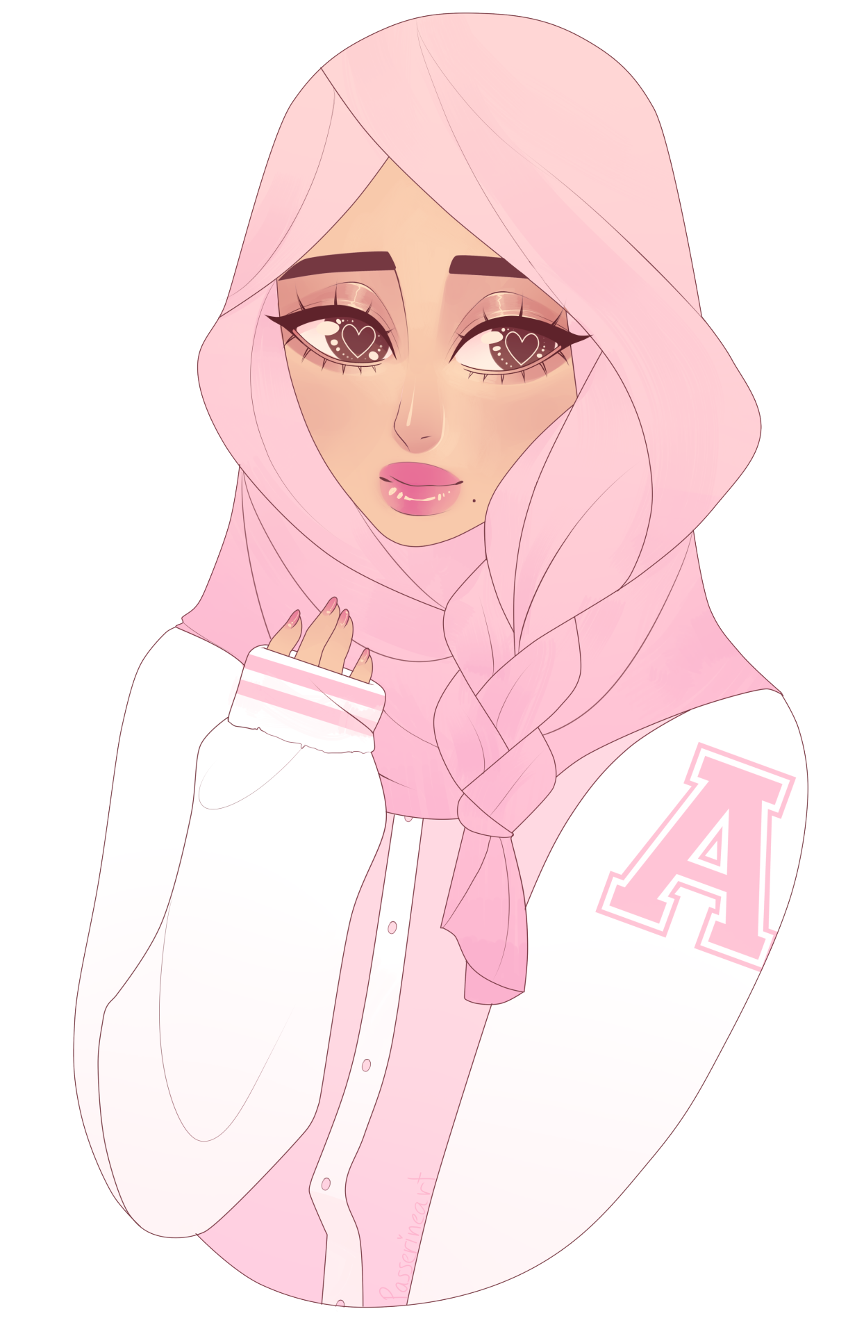 portraits drawing couple