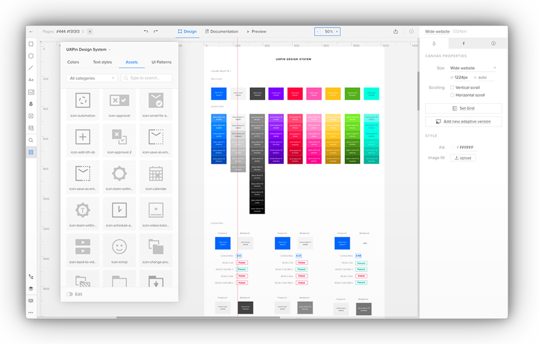 Html5 drawing designers. Top prototyping tools for