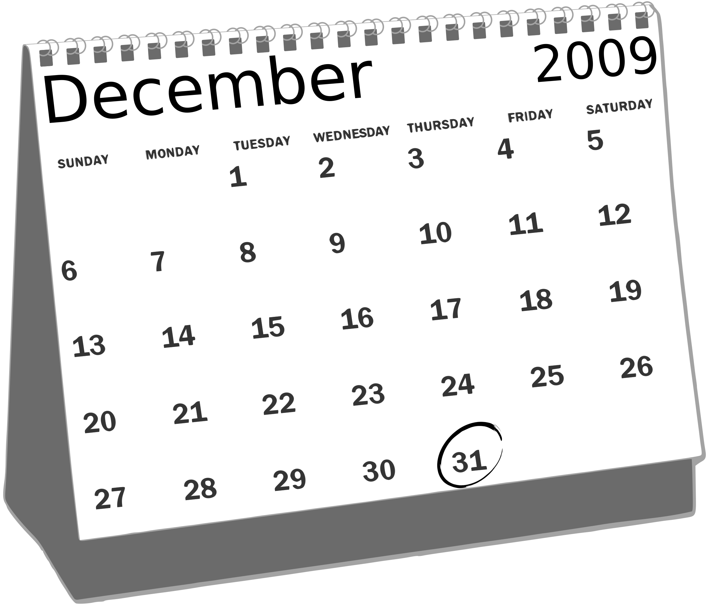 Desk calendar png. Icons free and downloads