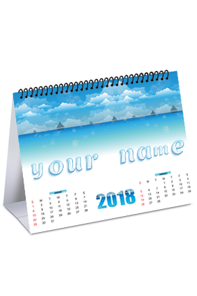 Desk calendar png. Personalized calendars printing buy