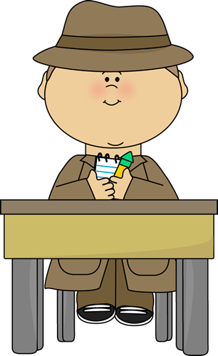 mystery clipart cartoon