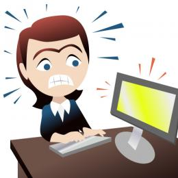 Desk clipart teacher stress. Funny stressful clip art