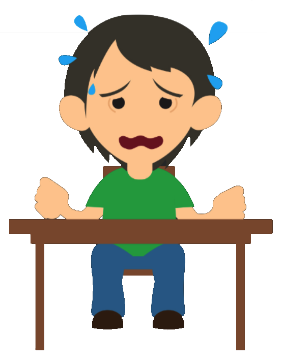 Desk clipart teacher stress. Divide between boys girls