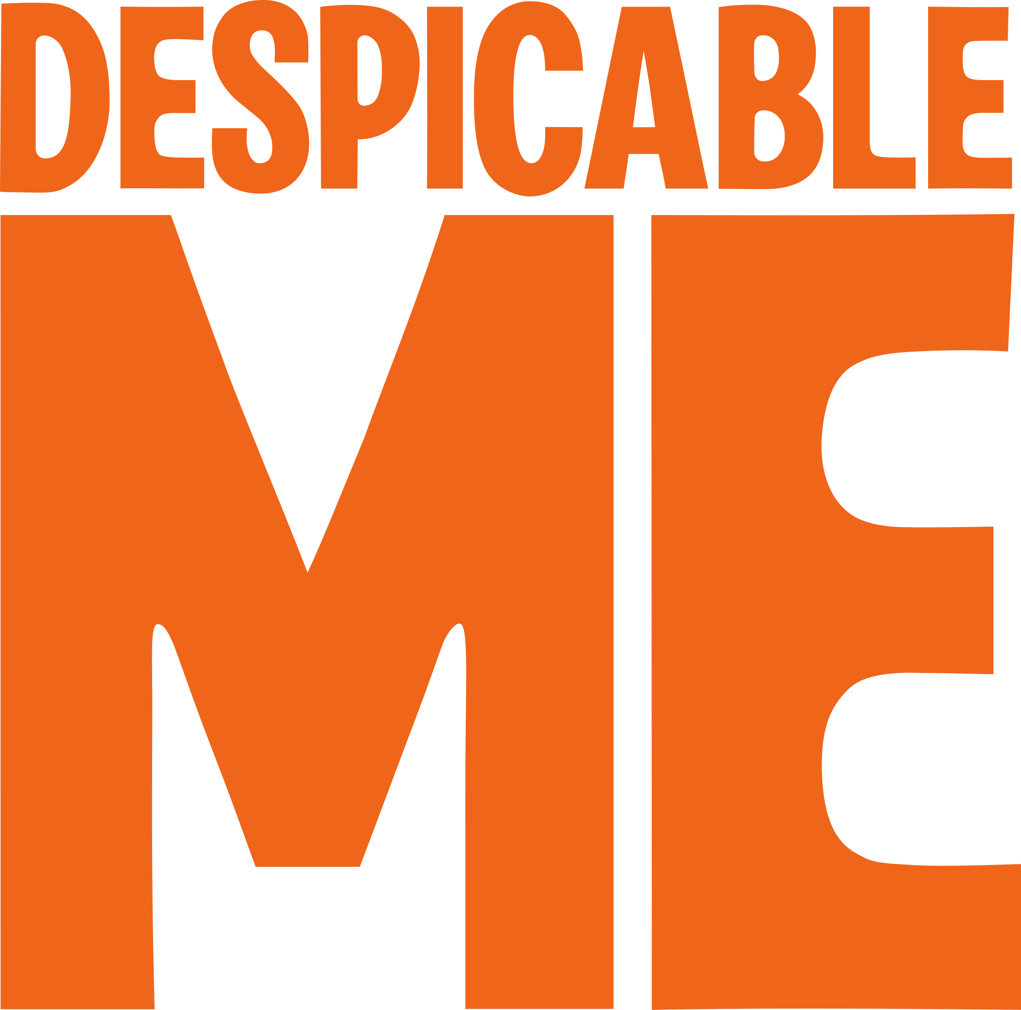 Despicable me 3 logo png. Franchise wikipedia svg