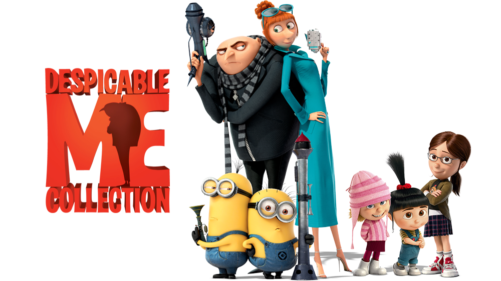 Despicable me 3 png. Collection movie fanart tv
