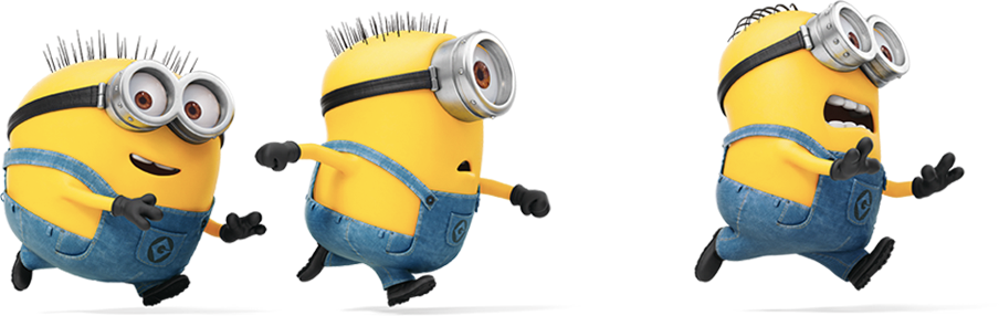 Despicable me 3 png. Image