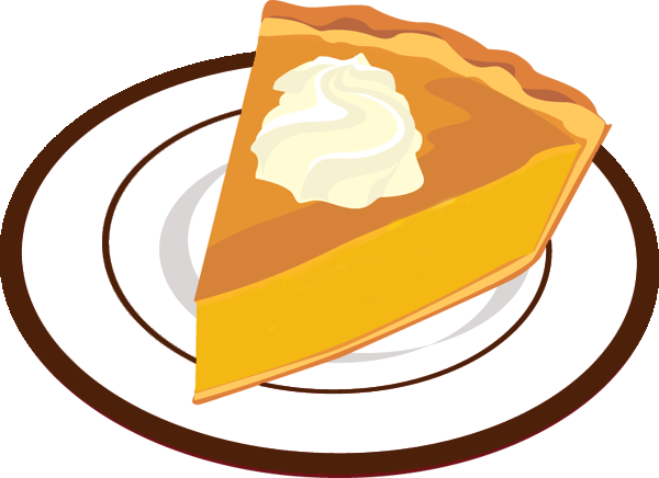 pie clipart baked goods