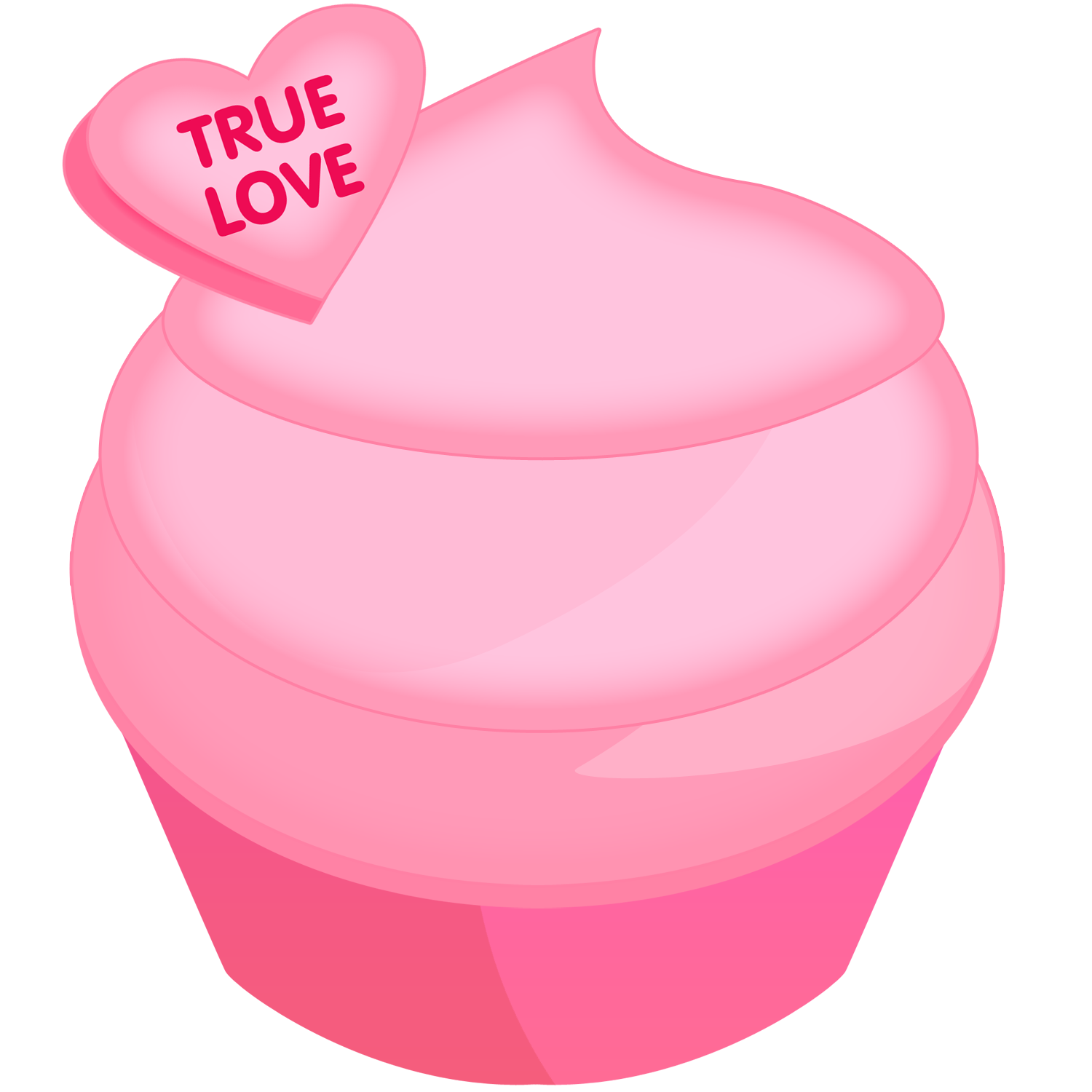 Cake clipart heart. Free valentine cliparts download