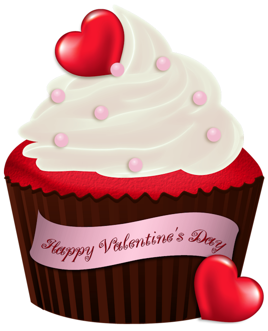 Dessert clipart valentine. S day pencil and
