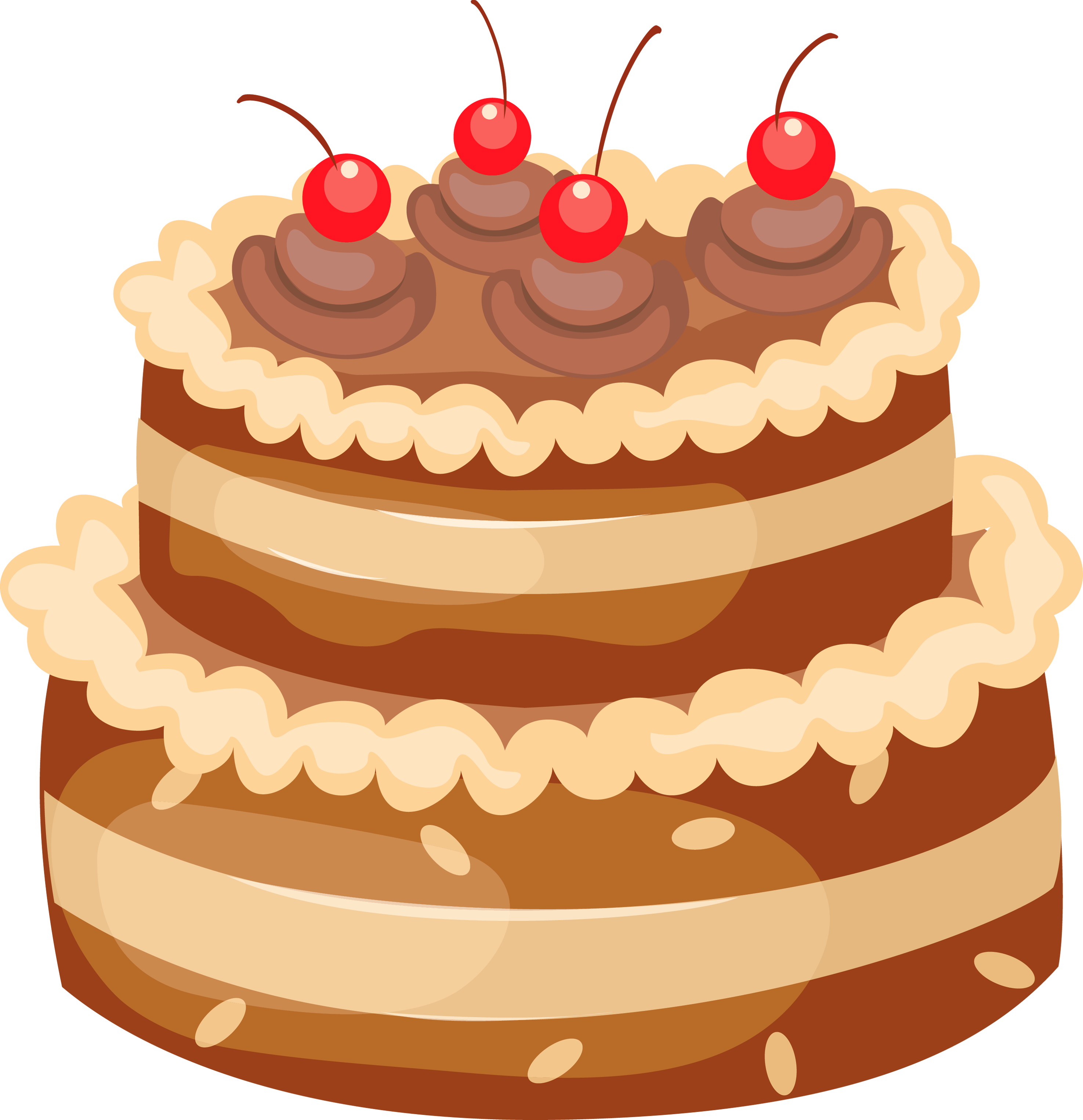 birthday cake clipart png