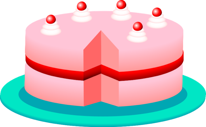 Bake clipart pastry. Pie cake and animations