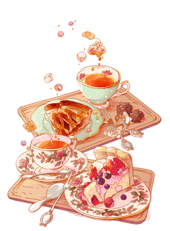Pastry drawing watercolor. Food illustration illustrations pinterest