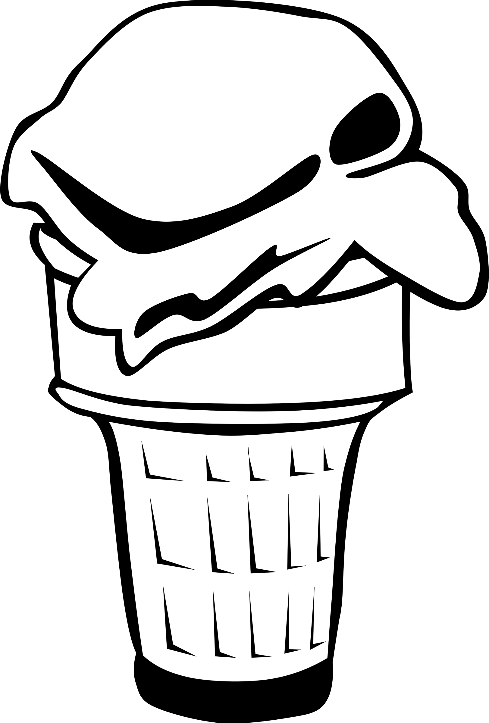 Desserts drawing. Png library stock