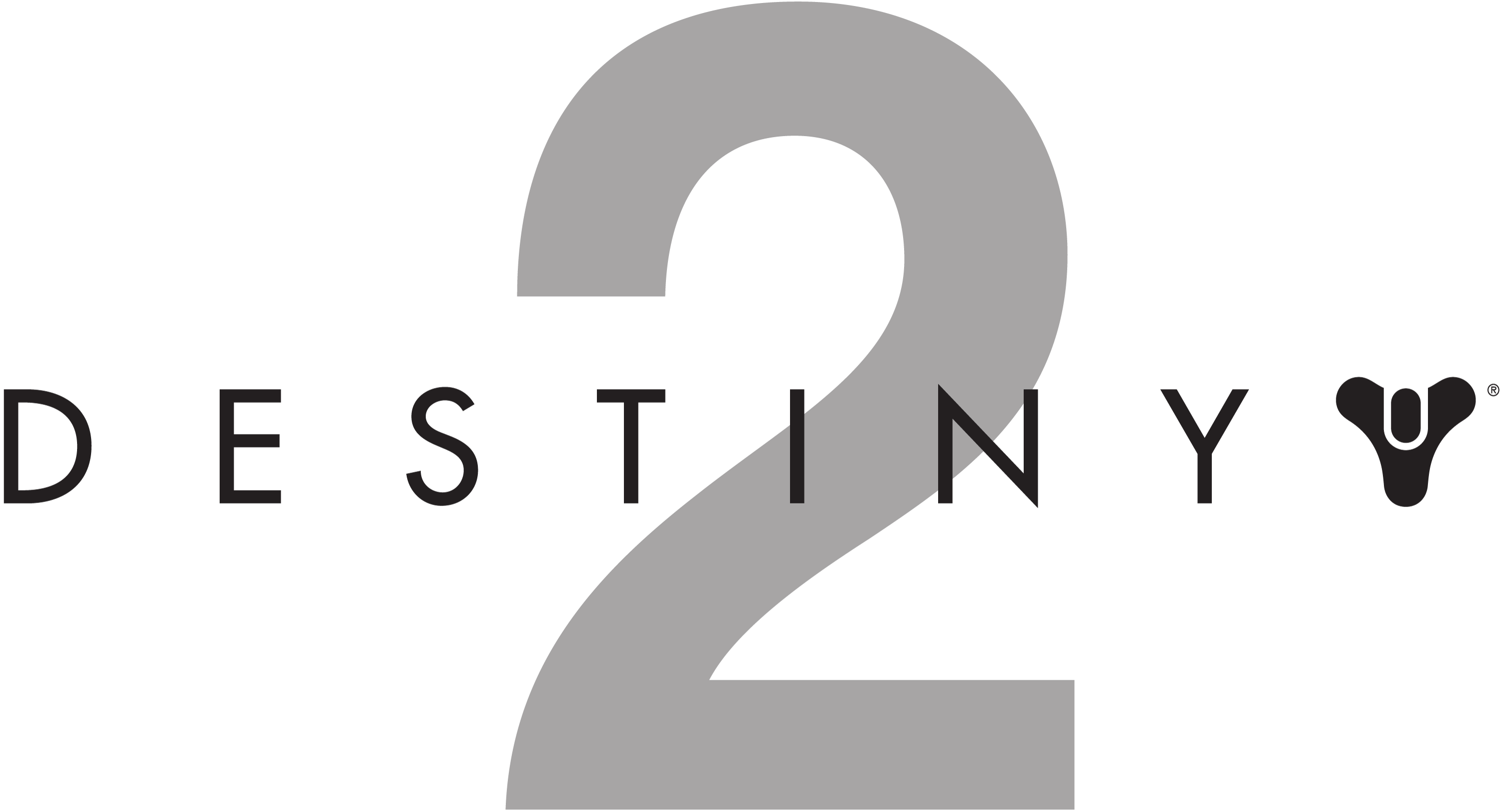 Destiny 2 logo png. File wikimedia commons filedestiny