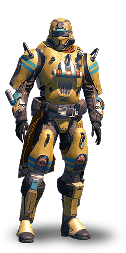 Destiny cabal png. Exclusive content ps gear
