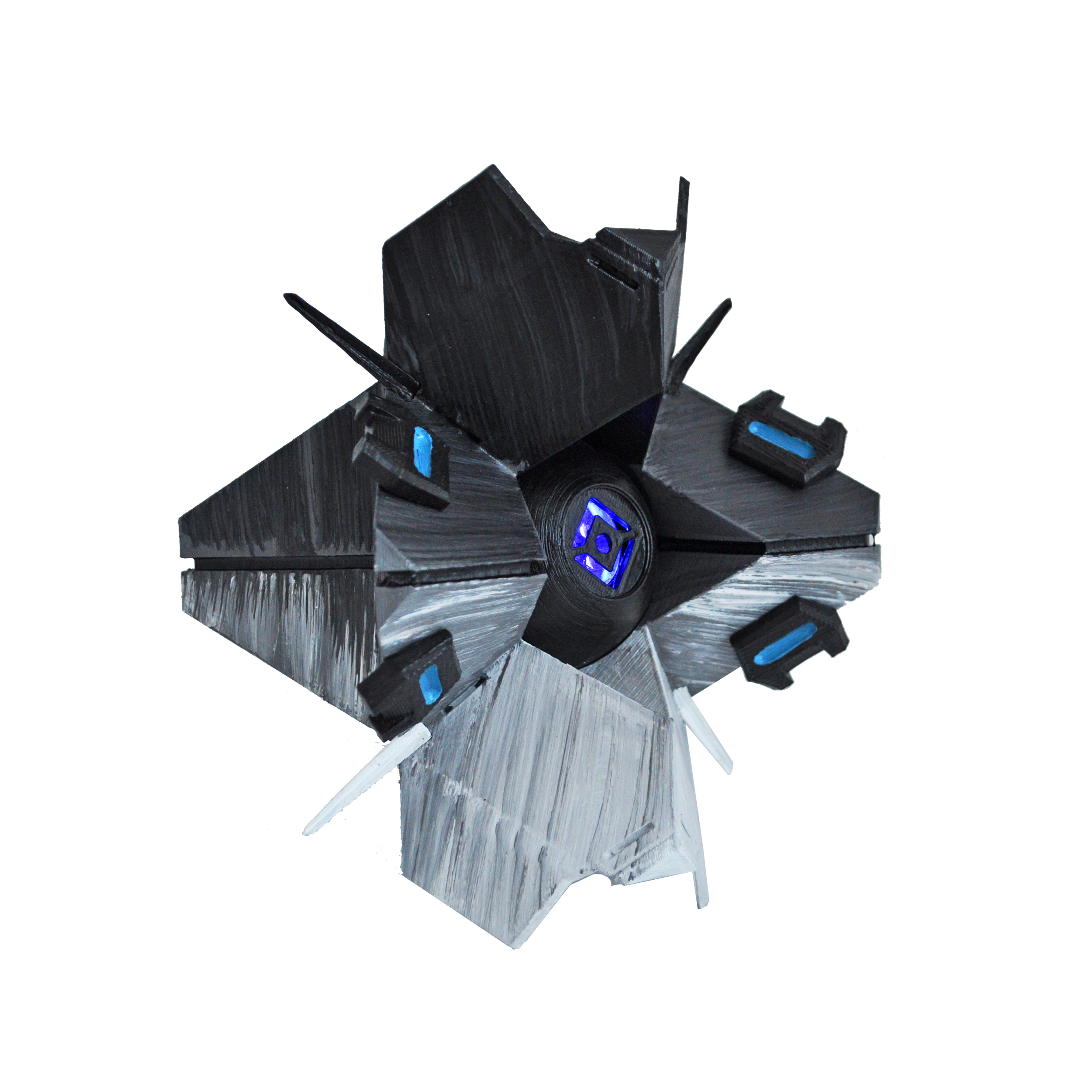 Destiny ghost png. Full sized consumed shell