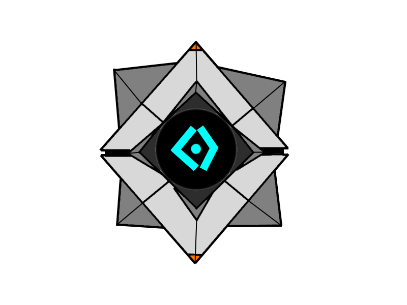 Destiny ghost png. S by thehunterdrake on