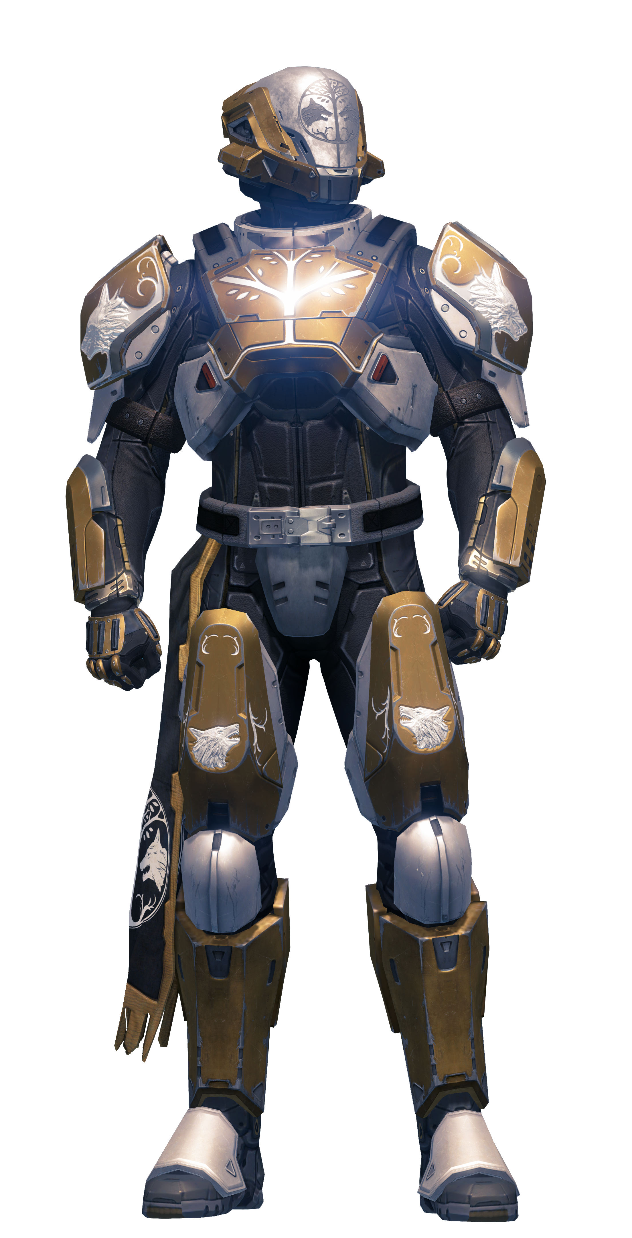 Iron banner minecraft skin. Titan destiny png picture black and white