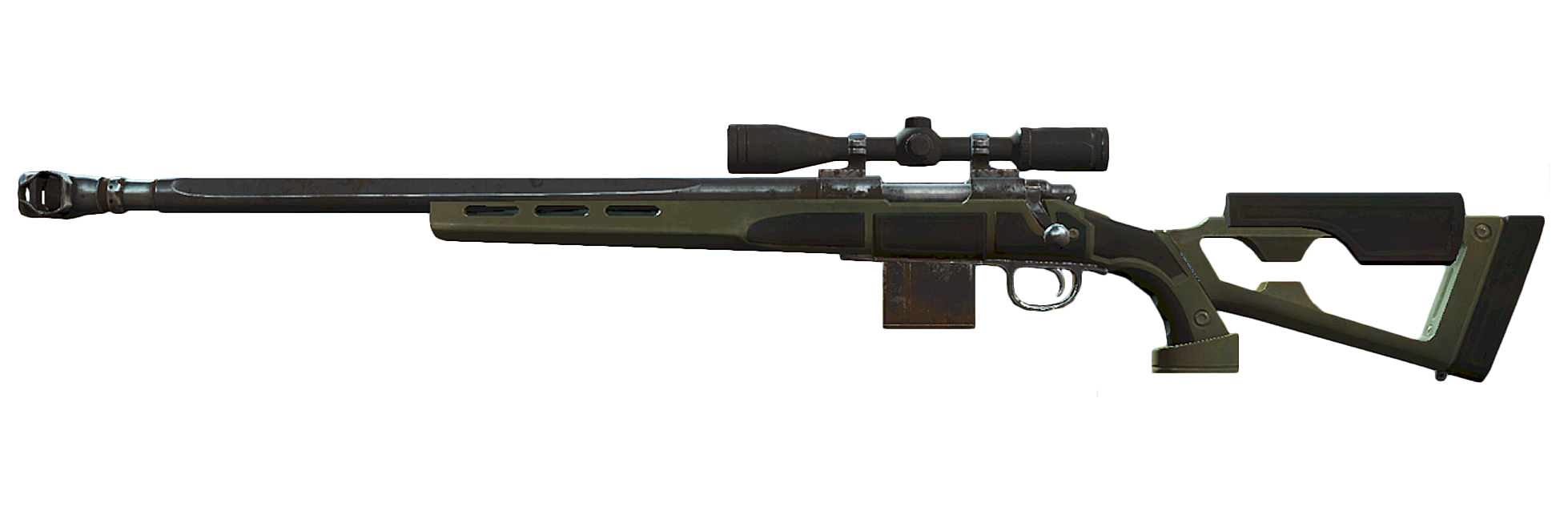 Rifle png. Image fo sniper fallout