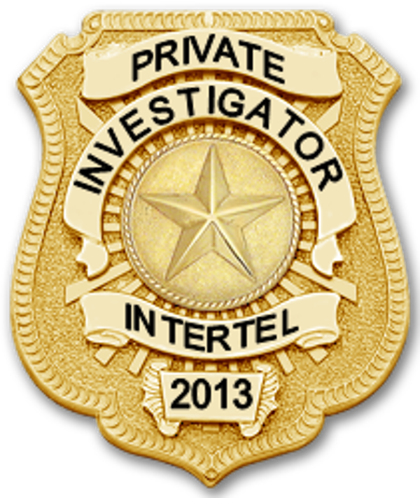 detective badge png