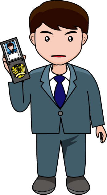 Detective clipart. Police