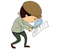 Search results for clip. Detective clipart banner library stock
