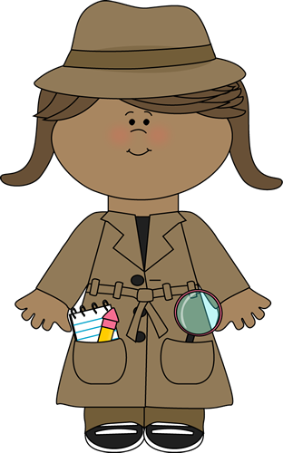 Clip art images little. Detective clipart picture freeuse stock