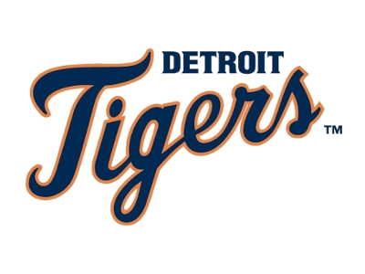 Detroit tigers logo png. Transparent stickpng