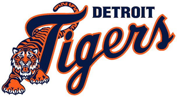 Detroit tigers logo png. Tiger transparent stickpng