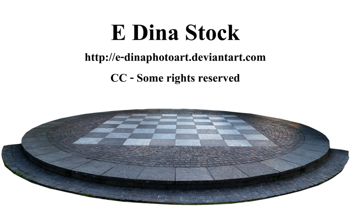 Deviantart stock png. Hq chessboard by e