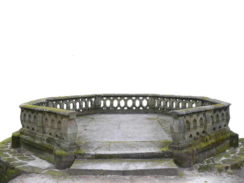 Deviantart stock png. Circular balcony by shadow