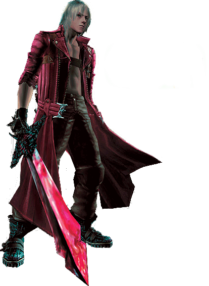 Devil may cry 1 png. Transparent background mart