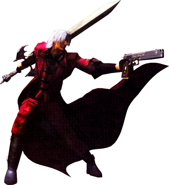 The devil png. Image dmc dante may