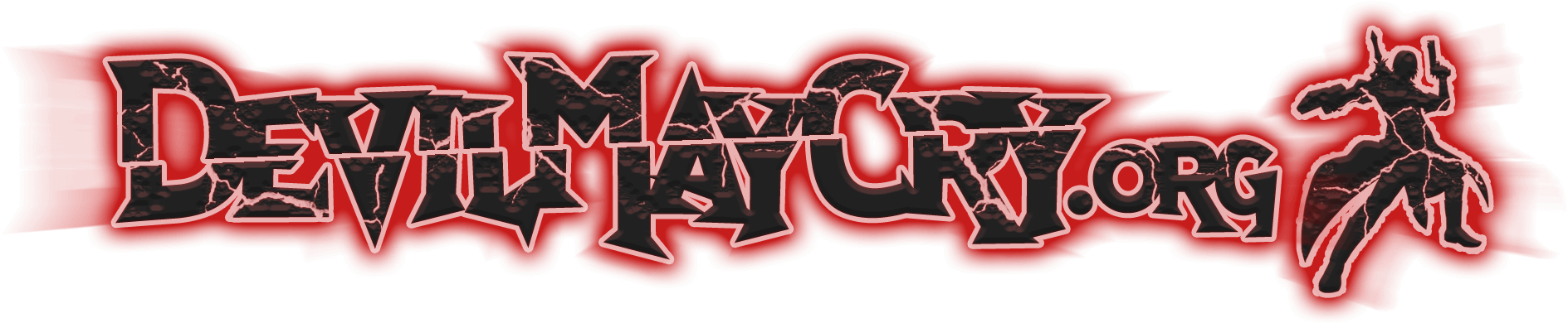 Devil May Cry 3 Logo Transparent & PNG Clipart Free Download - YA