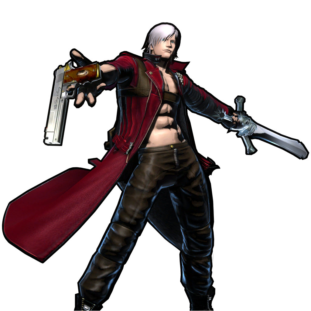 Devil may cry 3 png. Image dante s win