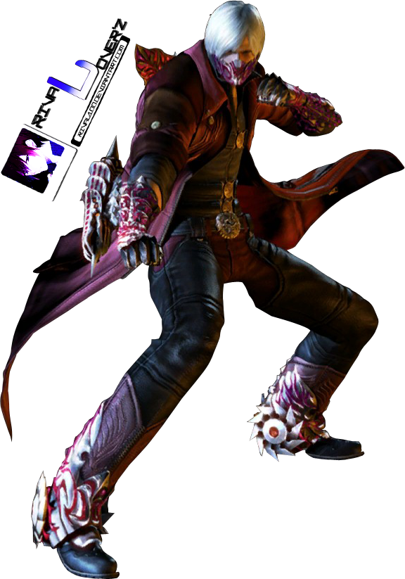 Devil may cry 4 dante png. Render by rival on
