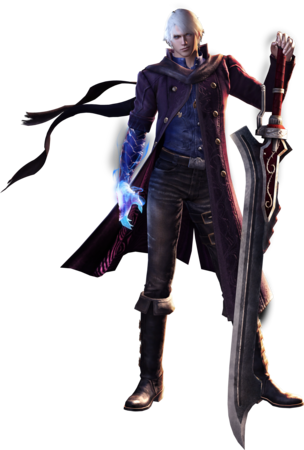 Devil may cry 4 dante png. Special edition gets a