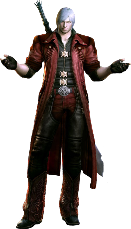 Devil may cry 4 dante png. Image wiki fandom powered