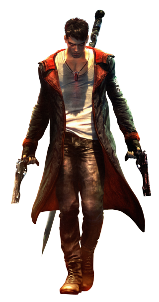 Devil may cry dante png. Image dmc wiki fandom