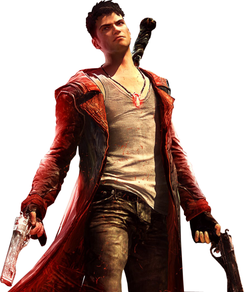 dmc devil may cry png