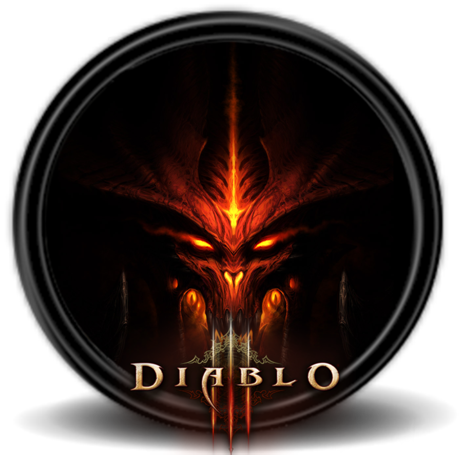 Diablo 3 icon png. By ezevig on deviantart