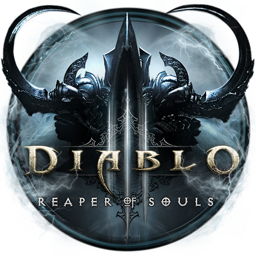 Diablo 3 icon png. Iii reaper of souls