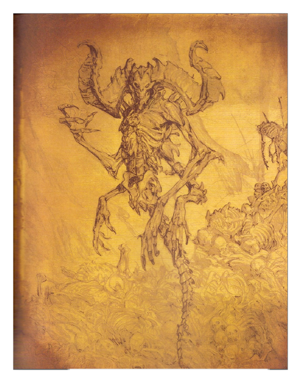 Diablo drawing 3. Mephisto pinterest and illustrations