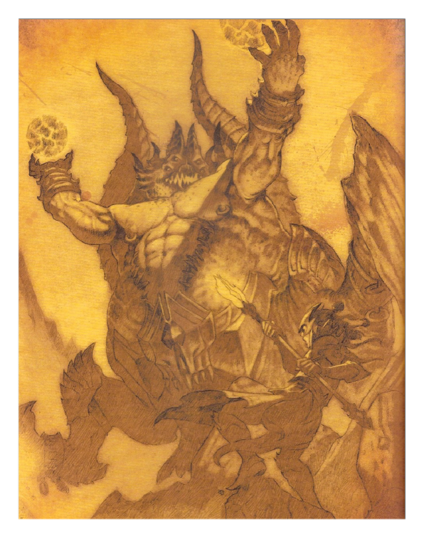 Diablo drawing art. Azmodan wiki fandom powered