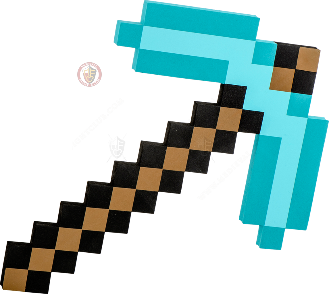 Diamond pickaxe png. Toys toy swords shields