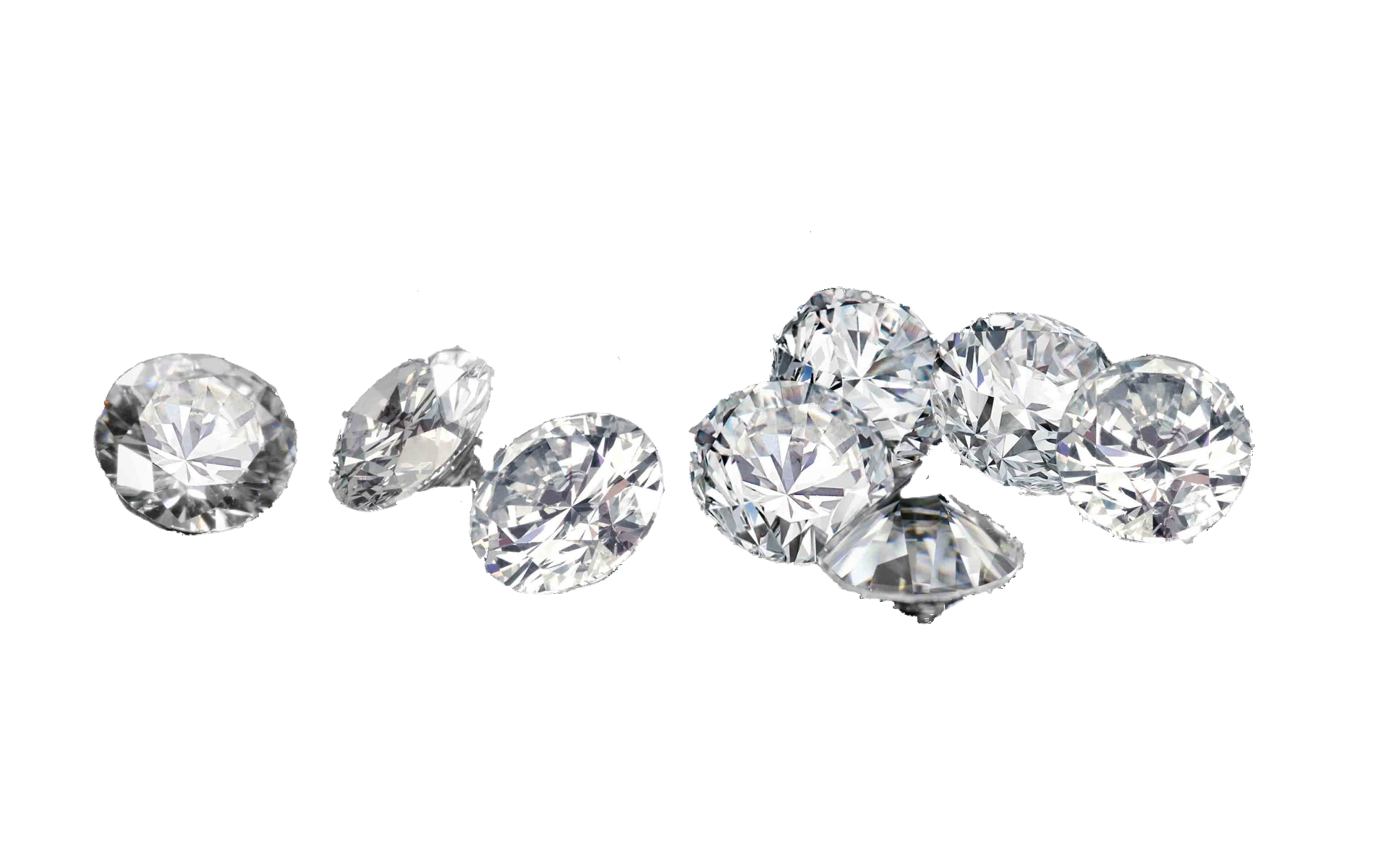 Vector diamonds diamond earring. White png image purepng