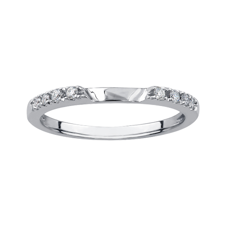 Diamond band png. Gold wedding for women