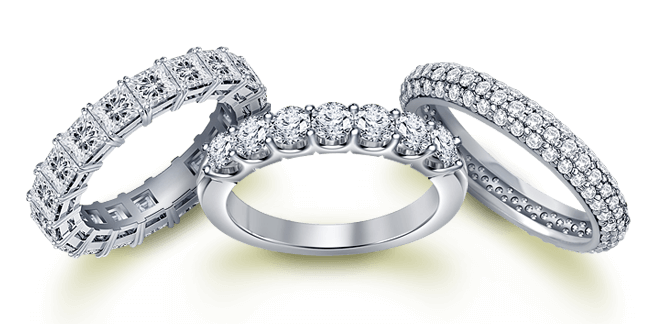 Diamond band png. Wedding rings buy anniversary