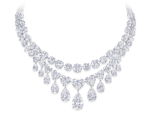 Diamond chain png. Necklace at rs piece
